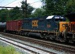 CSX 8556 third on K044